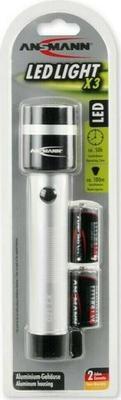Ansmann Torch X3 LED