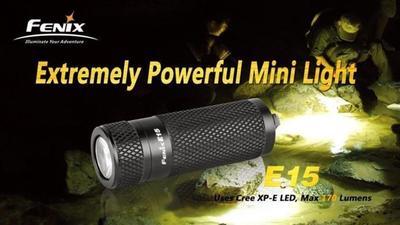 Fenix E15 Flashlight