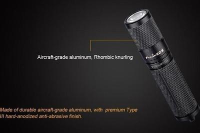 Fenix E05 Flashlight