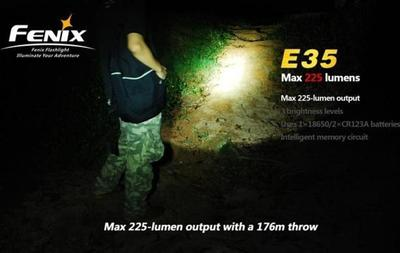 Fenix E35 Flashlight