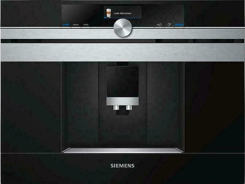 Siemens CT636LES1 Espresso Machine