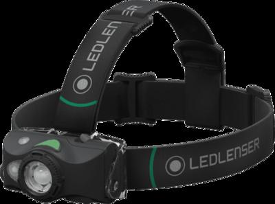 LED Lenser MH8 Taschenlampe