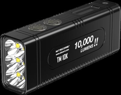 NiteCore TM10K Taschenlampe
