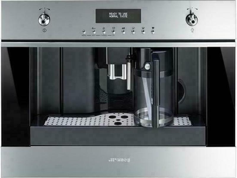 Smeg CMS6451X Espresso Machine