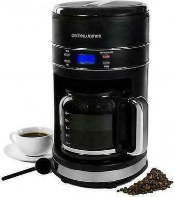 Andrew James 1000W Programmable Filter Coffee Maker