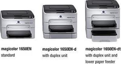 Konica Minolta Magicolor 1650EN-D Laserdrucker
