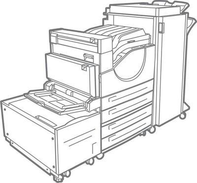 Xerox Phaser 5550NS Laserdrucker