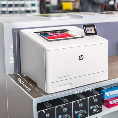 HP Color LaserJet Pro M454dn Laserdrucker
