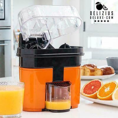 Delizius Deluxe Double Orange Juicer
