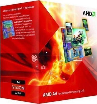 AMD A4 6300