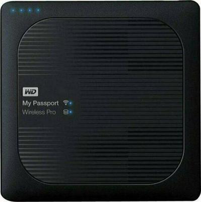 WD My Passport Wireless Pro WDBSMT0030BBK 1 x 3 TB Festplatte