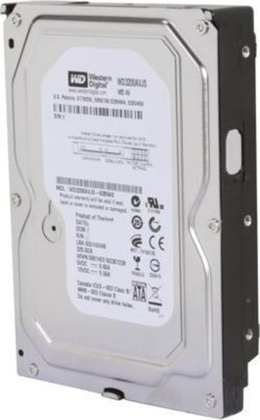 WD AV WD3200AVJS 320 GB
