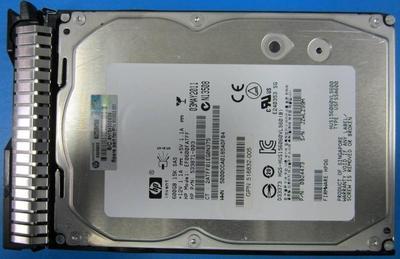 HP 653952-001 Festplatte