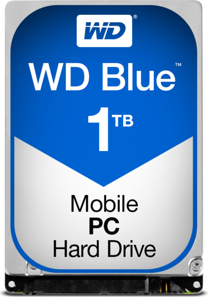 WD Blue WD10SPCX 1 TB