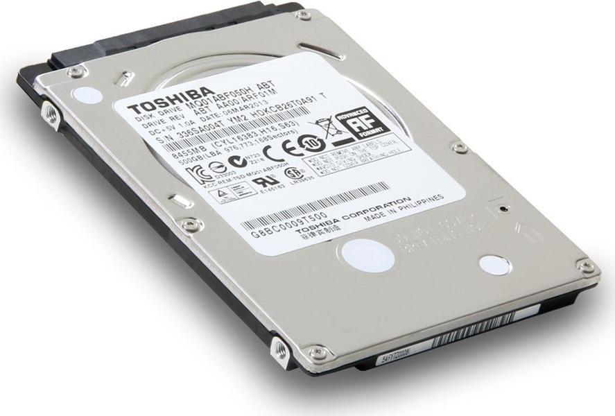 Toshiba MQ01ABF050H