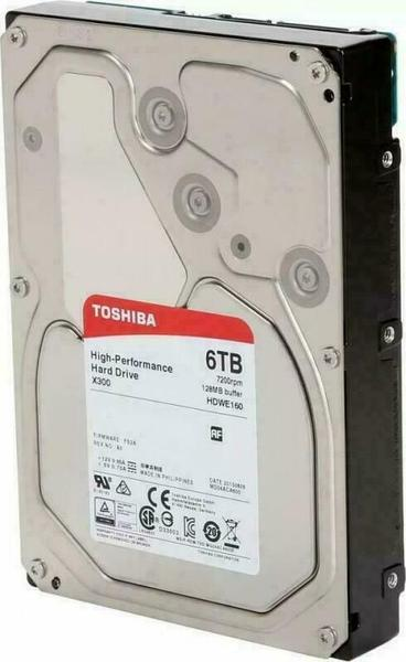 Toshiba X300 Performance 6 TB
