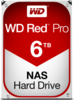 WD Red Pro NAS Hard Drive WD6002FFWX 6 TB
