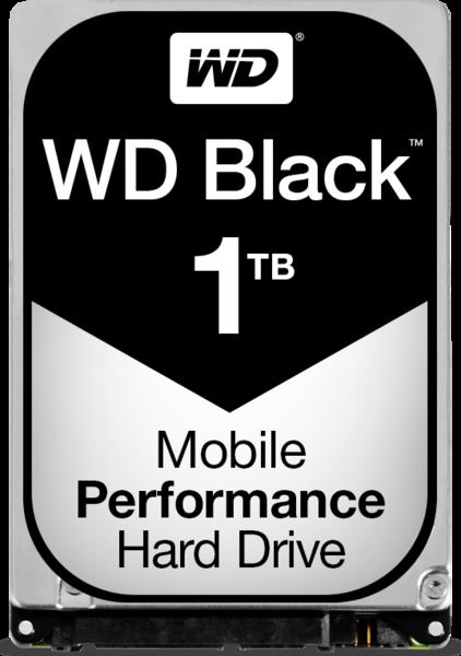WD Black Performance Hard Drive WD10JPLX 1 TB