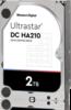 WD Ultrastar DC HA210 HUS722T2TALA604 2 TB