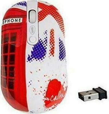 APM France Wireless Mouse for Laptop