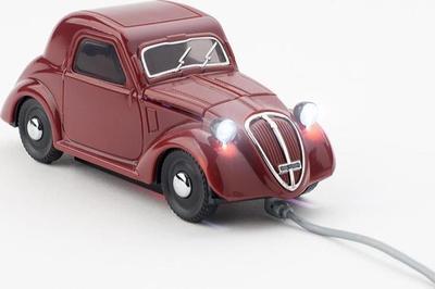 Click Car Fiat 500A Topolino Wired