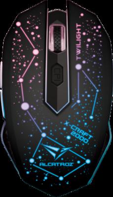 Alcatroz X-Craft Twilight 2000 Mouse