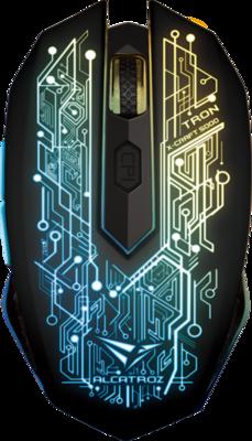 Alcatroz X-Craft Tron 5000 Mouse