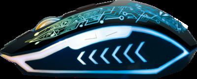 Alcatroz X-Craft Tron 5000