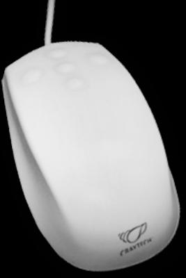 CrayTech SaniKey Laser Mouse