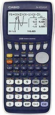 Casio FX-9750G II