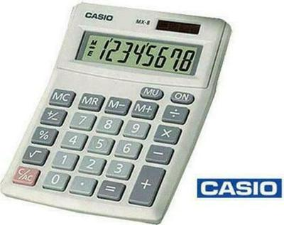 Casio MX-8 Calculator