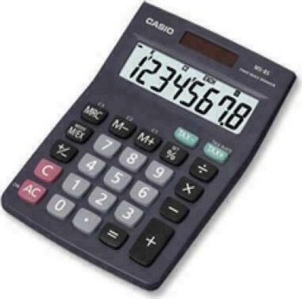 Casio MS-8TV calculator