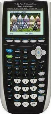 Texas Instruments TI-84 Plus C Silver Edition Calculator