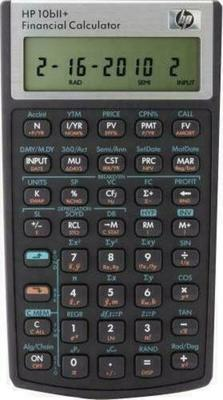 HP 10bII+ Kalkulator