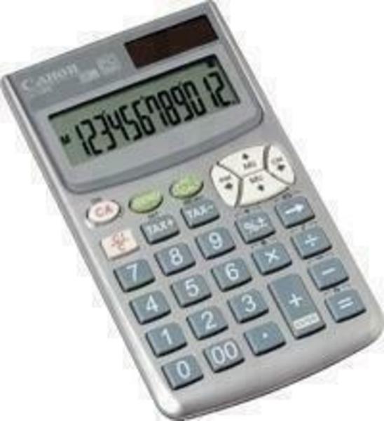 Canon LS-12PC II calculator