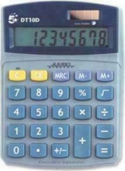 5 Star DT10D Calculator