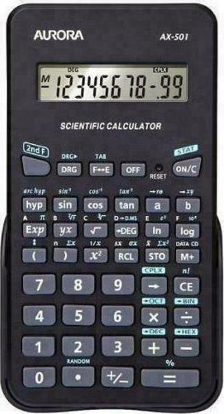 Aurora AX501 calculator