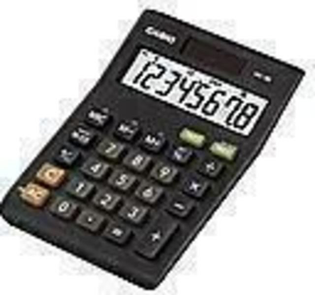 Casio MS-8B calculator