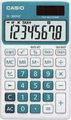 Casio SL-300NC calculator