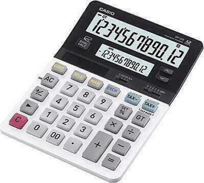 Casio DV-220 Calculator