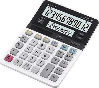 Casio DV-220 calculator