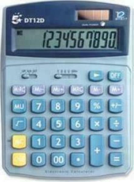 5 Star DT12D Calculator