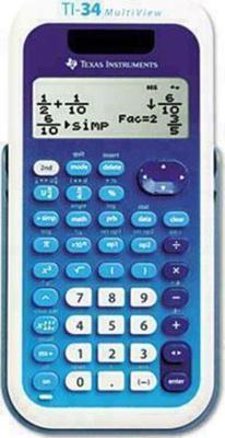 Texas Instruments TI-34 MultiView Kalkulator