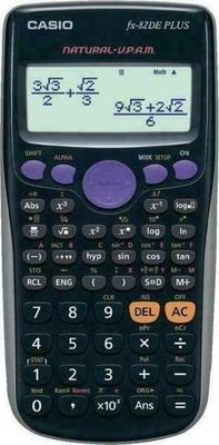 Casio FX-82DE Plus Kalkulator