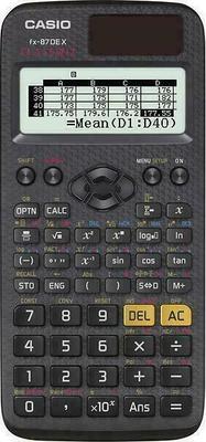 Casio FX-87DE X Taschenrechner