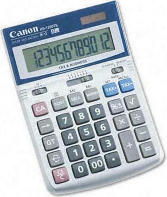 Canon HS-1200TS Taschenrechner