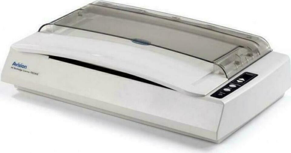 Avision FB2280E Flatbed Scanner
