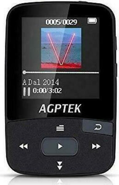AGPtek A50 8GB Odtwarzacz MP3