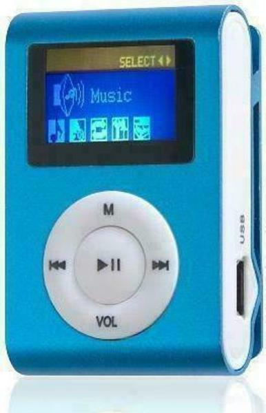 Difrnce MP-855 4GB Odtwarzacz MP3