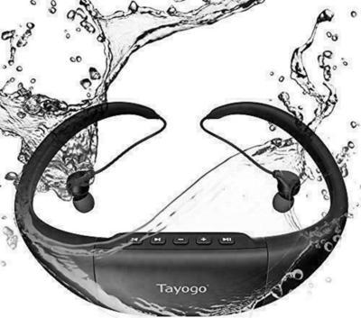 Tayogo WPM10 8GB Odtwarzacz MP3